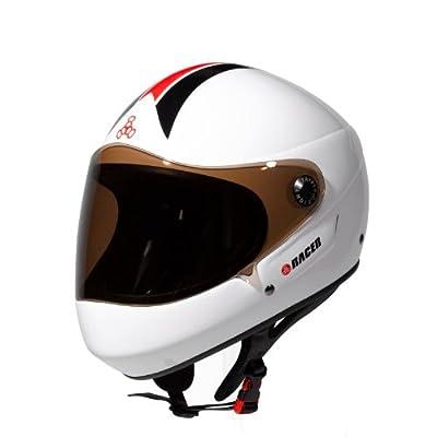 Triple 8 Downhill Racer Helmet : Skate And Skateboarding Helmets : Sports & Outdoors