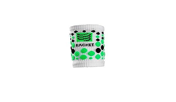 Muñequera padel Compressor (Blanco): Amazon.es: Deportes y ...