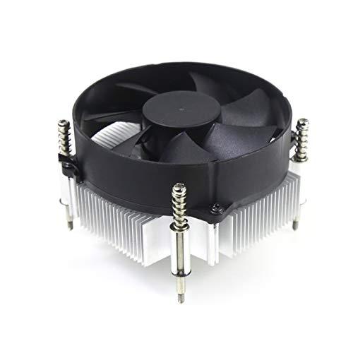 32F Dissipateur CPU Basic 65 Socket Intel 1151 v1 v2 v3 1150 1155 1156 65W Ventilateur Processeur Cooler