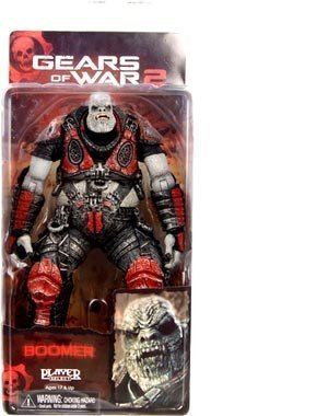 Gear of War 2: Series 5 Boomer Action Figure by NECA
