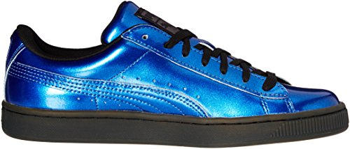 PUMA Mens Basket Classic Explosive Fashion Sneaker True Blue-puma Black zbx7sO7zIe