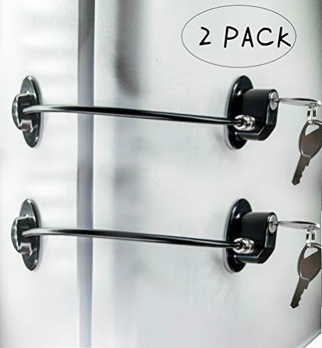 2 Pack Refrigerator Door