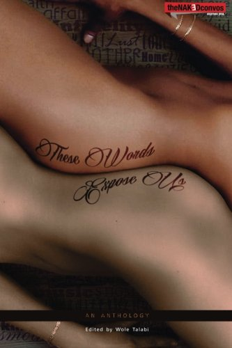These Words Expose Us: An Anthology