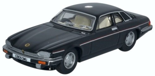 Jaguar XJS, black, 0, Model Car, Ready-made, Oxford - Xjs Models