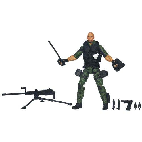 G.I. Joe Retaliation Battle-Kata Roadblock Action Figure (Gi Joe Retaliation Roadblock)