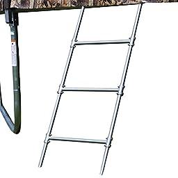 Skywalker Trampolines 3 Rung Trampoline Accessory Ladder