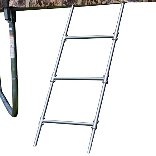 Skywalker Trampolines 3 Rung Trampoline Accessory Ladder by Skywalker