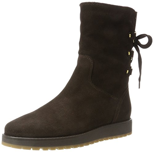 Marron 2b Tommy Hilfiger Bean R1285ita Coffee Femme Bottes ESXpSq