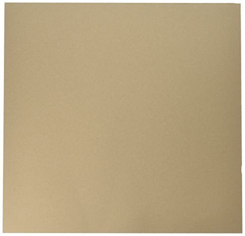 Bazzill BAZ309033 Cdstk 12x12 Mono Fawn Card Stock