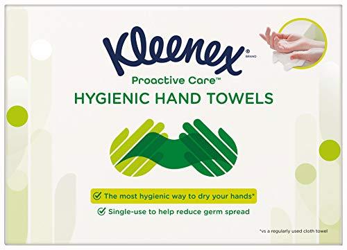 Kleenex Proactive Care papieren handdoeken – 576 stuks – Voordeelverpakking