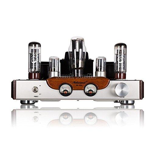 (Nobsound® Hi-Fi Tube Amplifier, 110V input Voltage, Tubes: EL34*2 + 6N8P*2 +5Z3P*1 , Hi-end Tube Integrated Amplifier, Single Ended, 100% Handmade )