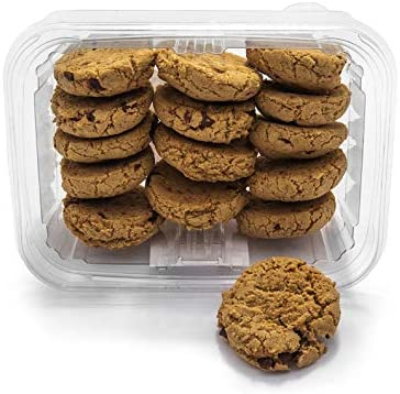 Fresh From The Heart Gluten Free Chocolate Chip Box of 15 Cookies