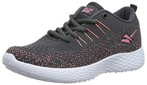 Gola Fitness Pink Saint Shoes Charcoal Grey Gk Women's xOHxawB7