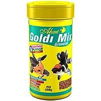 Ahm Goldi Mix Granulat Japon Balığı Yemi 250 ml