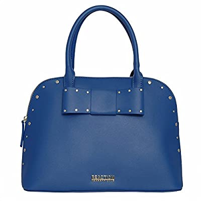 Kenneth Cole Reaction Phi Phi Dome Satchel Handbag