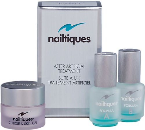 Nailtiques After Artificial Treatment 3 piece