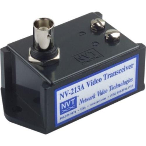 NETWORK VIDEO TECHNOLOGIES NVT NV-213A-M Passive Video Transeiver, screw term (Nvt Passive Video)