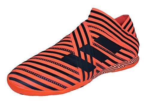 adidas Nemeziz Tango 17 + 360 Agiliti Mens Indoor Soccer Sneakers/Boots-Orange-10