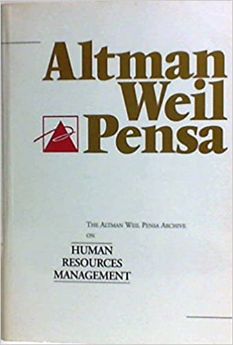 The Altman Weil Archive on Human Resources Management for