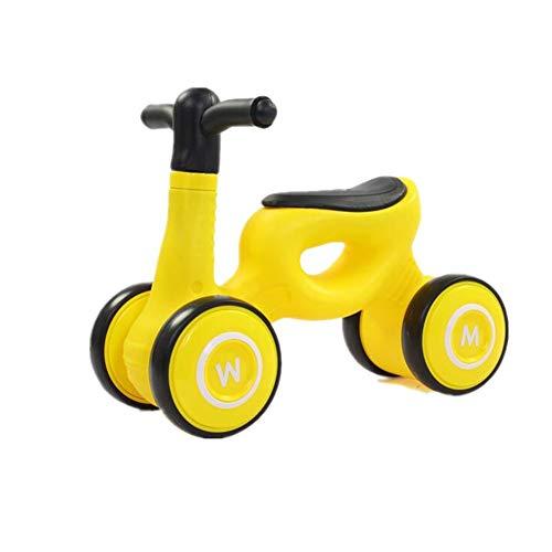 DDLL Bicicletas Sin Pedales Mini Balance Bike para 1 A 3 Años Baby Kids Walking Bike Baby Balance Car