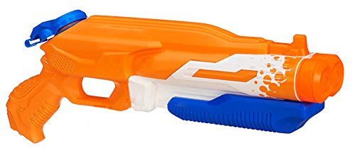 CSJFW Daily Air-powered Water Pistol Color Orange