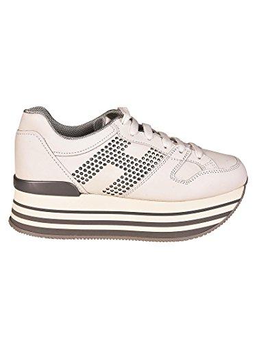 Sneakers Donna H222 Maxi HXW2830AA70KLAB001 Hogan Bianco fwA0REnq