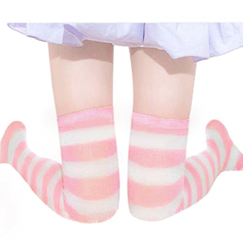 3fc343ee27b ZANZEA Sexy Lady Over The Knee Thigh High Long Striped Stocking In three  Colours Pink thick (159af6e45b79bb42b4f38a6bc4e3e1a7) - PCPartPicker
