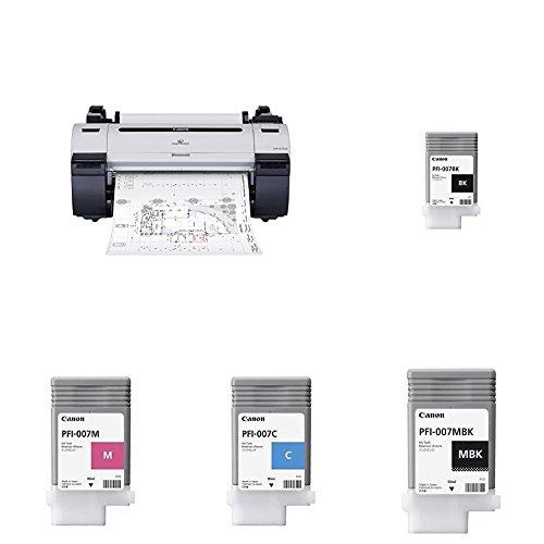 Canon imagePROGRAF 670e Large Format Color Inkjet Printer