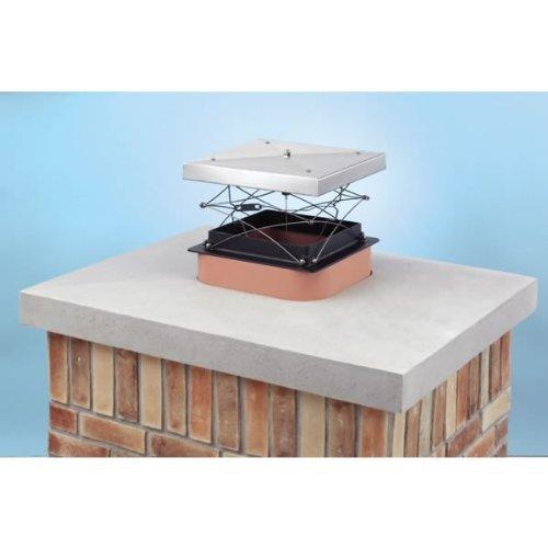 Chimney 9110 8 in. x 13 in. Lock-Top Energy-Saving -