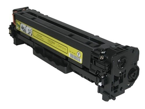 Calitoner Remanufactured Toner Cartridge Replacement for HP CC532A (Yellow)