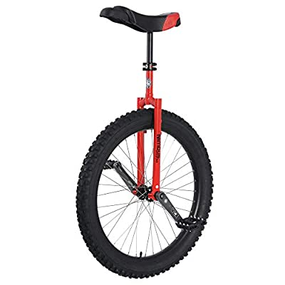 "Nimbus 26"" Mountain Unicycle - Red"