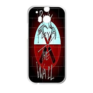 Wlicke Pink Floyd High Quality Durable HTC One M8 3D Case, Personalised Protective Cover Case for HTC One M8 with Pink Floyd