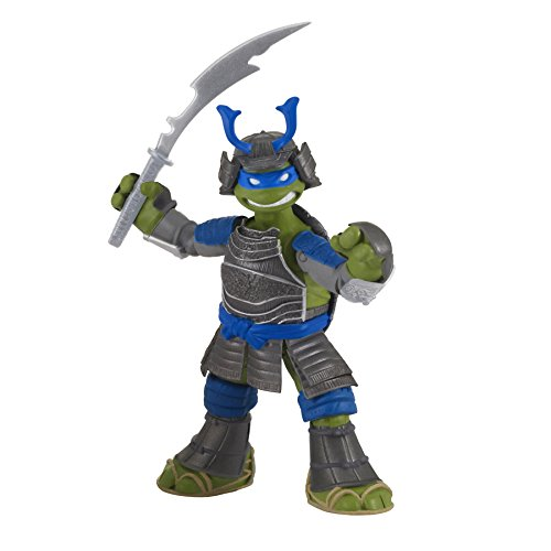 Nickelodeon Teenage Mutant Ninja Turtles Samurai Leonardo Basic Action Figure