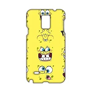 Angl 3D Case Cover Spongebob Cartoon Phone Case for For Iphone 4/4S Cover by supermalls