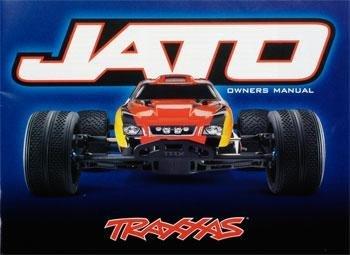 Traxxas Jato Manual - Traxxas Owners Manual Jato