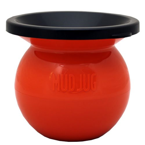Mud Jug Unisex Classic Spittoon Orange One Size