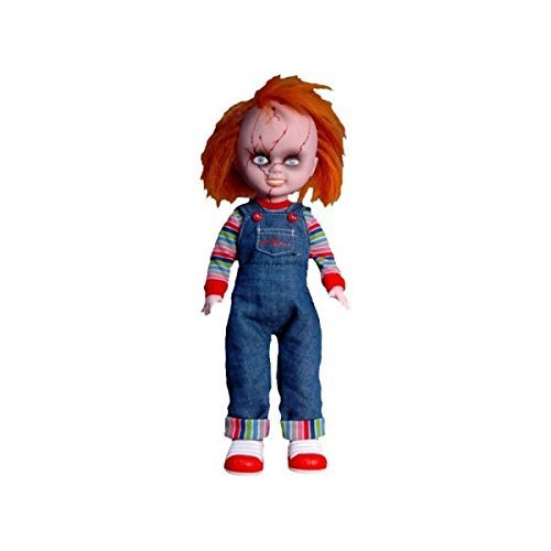 Bride of Chucky (Scarred) Chucky Doll 10  Living Dead Doll by Mezco by Mezco