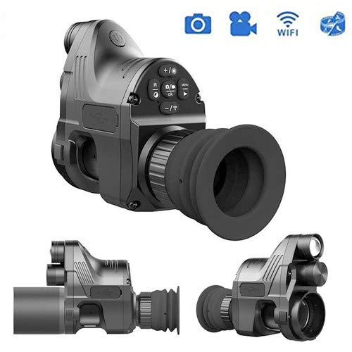 Pard NV007 Digital Night Vision Monocular Telescope Scope Optics Cameras 4X Magnification Attachment HD 1080P 200m Reach NV Range