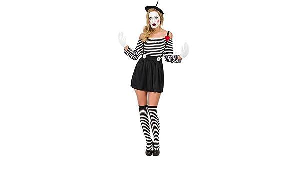 Disfraz Mimo M-L: Amazon.es: Juguetes y juegos