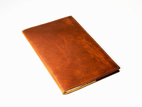 Professional NM Buttery Soft -Elegant Italian Leather Moleskine Notebook Cover 8 Colors Individually hand-crafted in Santa Fe