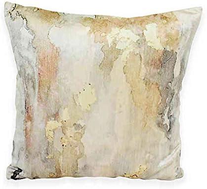 Amazon.com: Bed Bath & Beyond Rockaway Marble Throw Pillow in