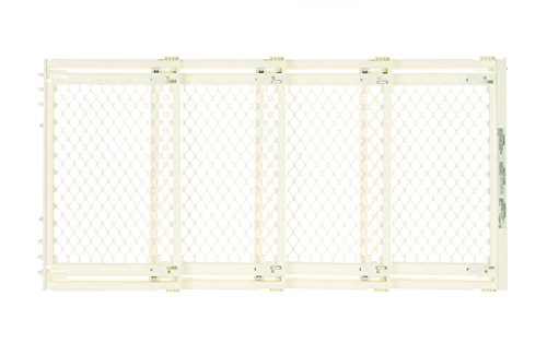 Extra Wide Gate Ivory Spaces between product image