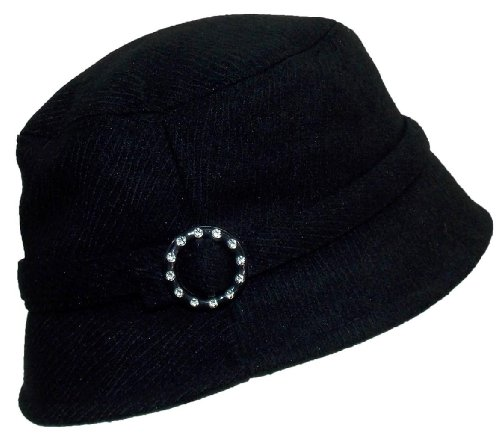 D Y Women Teen Bucket Hat with Sparkly Buckle (One Size) - Buy Online in  Oman.  69ff52acaf3
