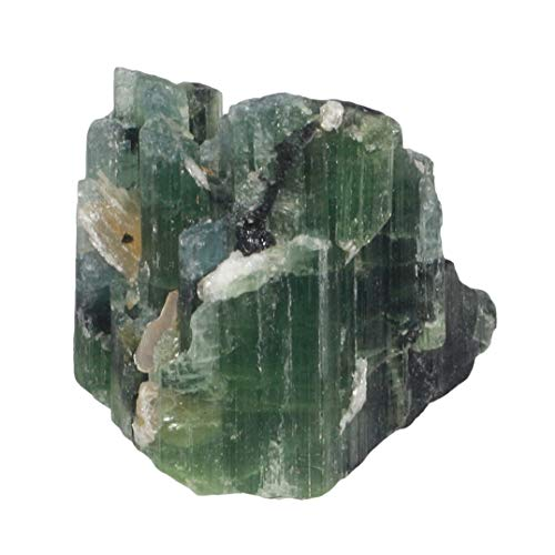 Dark Green Tourmaline Healing Crystal