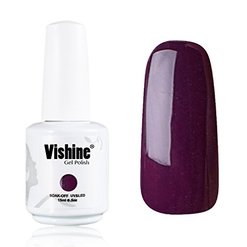 Vishine Gelpolish Professional UV LED Soak Off Varnish Color
