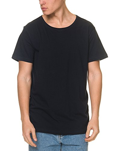 dr-denim-jeansmakers-mens-patrick-mens-navy-tee-in-size-xl-navy