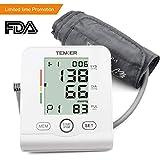 TENKER Digital Home Blood Pressure Monitor-2 Users*90 FDA Approved