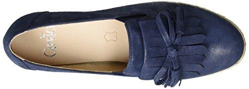 Capriccio Damen 24700 Pantofola Blau (oceano Camoscio)