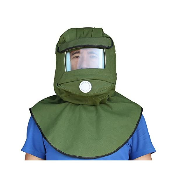Anti-dust Hood Protective Gear Mask