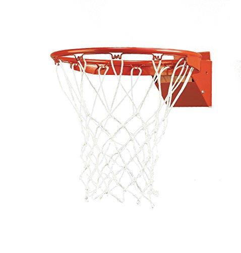 Bison, Inc. Protech Competition Breakaway Basketball Goal, Orange